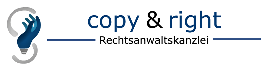 Copy & Right - Rechtsanwaltskanzlei - Hamburg